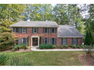 Photo one of 2720 Country Ln Marietta GA 30062 | MLS 6040816