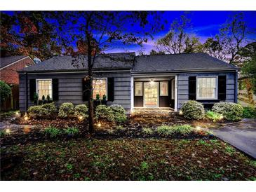Photo one of 1270 University Dr Ne Atlanta GA 30306 | MLS 6099185