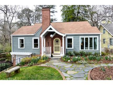 Photo one of 302 Kathryn Ave Decatur GA 30030 | MLS 6516136