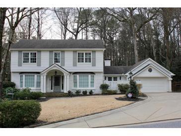 Photo one of 660 Edgewater Trl Atlanta GA 30328 | MLS 6517985