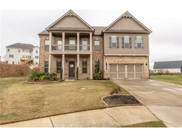 Photo one of 3372 Stone Point Way Buford GA 30519   MLS 6807701