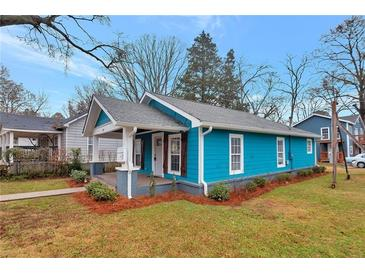 Photo one of 2874 Semmes St East Point GA 30344 | MLS 6825948