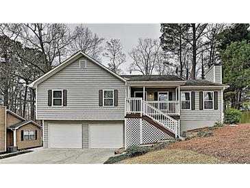 Photo one of 9045 Sumit Wood Dr Nw Kennesaw GA 30152 | MLS 6827545