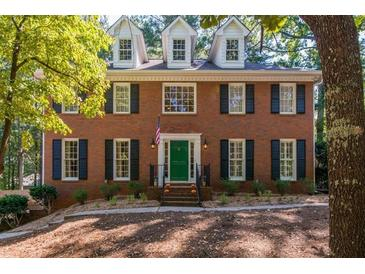 Photo one of 3365 New Heritage Dr Alpharetta GA 30022 | MLS 6839685