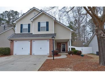 Photo one of 2518 Centennial Commons Vw Nw Acworth GA 30102 | MLS 6840632