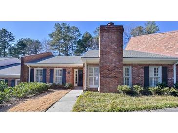 Photo one of 506 The North Chace Ne Sandy Springs GA 30328 | MLS 6841312