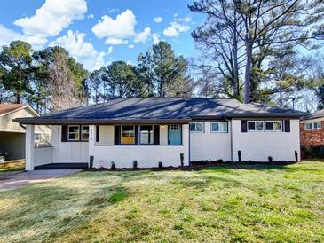 Photo one of 3479 Hyland Dr Decatur GA 30032 | MLS 6841884