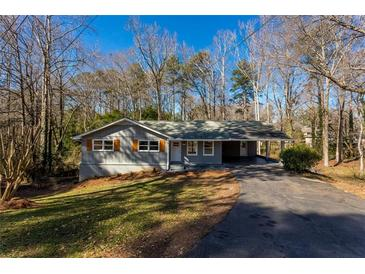 Photo one of 1300 Valley Ct Roswell GA 30075   MLS 6842884