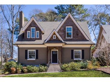 Photo one of 218 Garland Ave Decatur GA 30030 | MLS 6855294