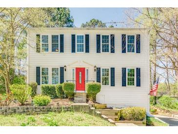 Photo one of 3911 E Meadow Dr Duluth GA 30096 | MLS 6861503
