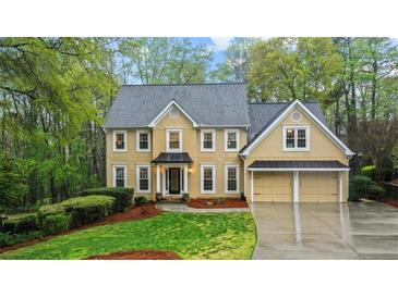 Photo one of 3320 Arborwoods Dr Alpharetta GA 30022 | MLS 6862831