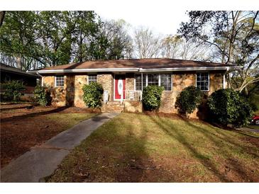 Photo one of 2850 S Clark Dr East Point GA 30344 | MLS 6863476