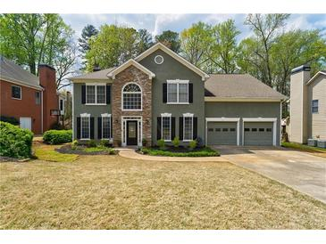 Photo one of 3917 Collier Trce Nw Kennesaw GA 30144 | MLS 6864886