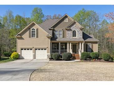 Photo one of 124 Yosemite Dr Powder Springs GA 30127 | MLS 6865259