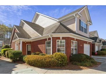 Photo one of 1822 Willow Branch Ln Nw # G Kennesaw GA 30152 | MLS 6865650