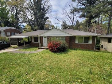 Photo one of 2565 Delowe Dr East Point GA 30344 | MLS 6865827