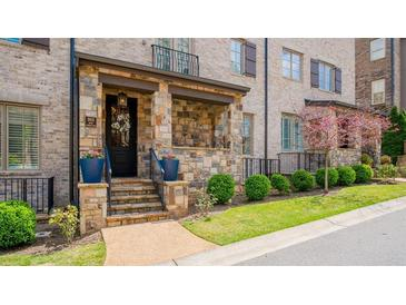 Photo one of 2812 Paces Lookout Ln Se # 2 Atlanta GA 30339 | MLS 6866605