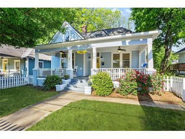 Photo one of 867 Cherokee Ave Se Atlanta GA 30315 | MLS 6874438