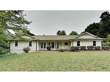 Photo one of 225 Hedge Row Holw Roswell GA 30076 | MLS 6875225