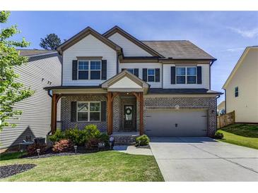 Photo one of 110 Avery Landing Way Holly Springs GA 30115 | MLS 6875396
