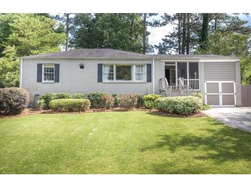 Photo one of 2333 Wineleas Rd Decatur GA 30033 | MLS 6876174