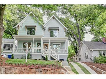 Photo one of 726 Berne Street Se Unit B Atlanta GA 30312 | MLS 6876944