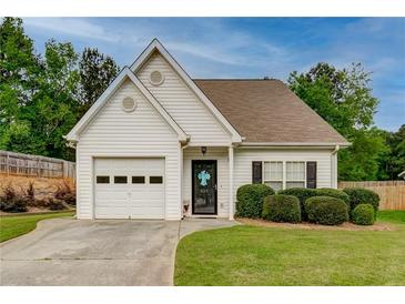 Photo one of 325 Apache Dr Canton GA 30115 | MLS 6877038