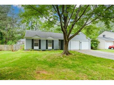 Photo one of 2871 Cotton Field Rd Nw Kennesaw GA 30144   MLS 6891312