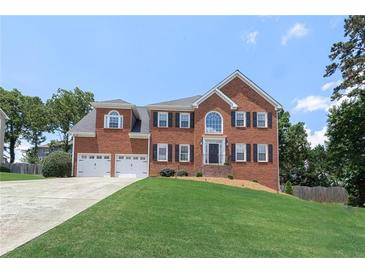 Photo one of 3176 Crestmont Way Nw Kennesaw GA 30152   MLS 6894021