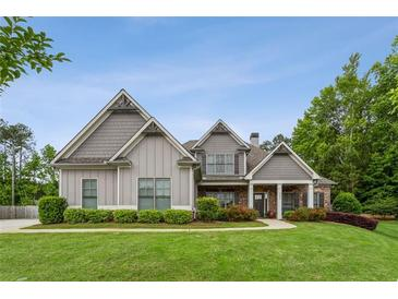 Photo one of 3655 Sutters Pond Ct Nw Kennesaw GA 30152 | MLS 6894731