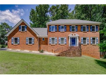 Photo one of 2459 Williams Downs Cir Sw Snellville GA 30078   MLS 6895772