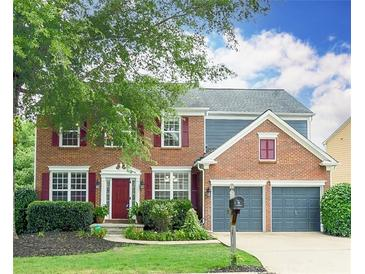 Photo one of 3383 Spindletop Dr Nw Kennesaw GA 30144   MLS 6896634