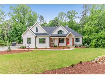 Photo one of 6259 Due West Rd Nw Kennesaw GA 30152   MLS 6897585