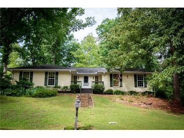 Photo one of 102 Hickory Dr Peachtree City GA 30269   MLS 6897750