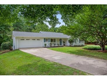 Photo one of 380 Chaffin Rd Roswell GA 30075   MLS 6910964