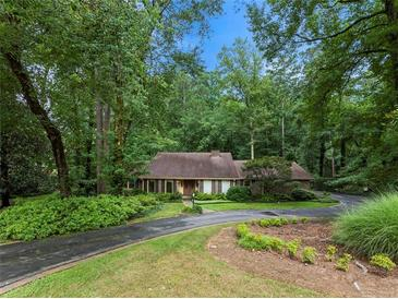 Photo one of 6020 Weatherly Dr Sandy Springs GA 30328   MLS 6914483
