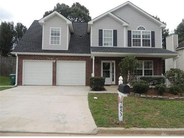 Photo one of 7053 Red Maple Ln Lithonia GA 30058 | MLS 6917732