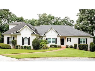 Photo one of 2583 Highland Golf Course Dr Se Conyers GA 30013   MLS 6917918