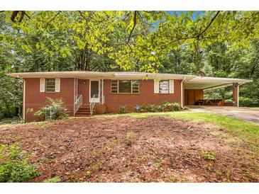 Photo one of 6652 Factory Shoals Rd Sw Mableton GA 30126 | MLS 6918232