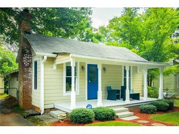 Photo one of 758 Hillmont Ave Decatur GA 30030   MLS 6918465