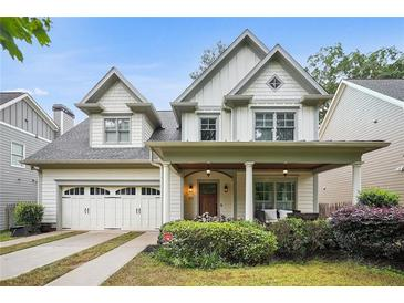 Photo one of 213 Ohm Ave Avondale Estates GA 30002   MLS 6944677