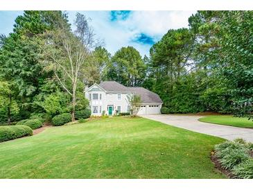 Photo one of 3502 Greyfield Ln Nw Kennesaw GA 30152   MLS 6950864