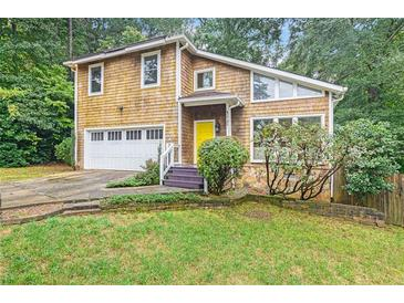 Photo one of 2785 Cravey Forest Ln Ne Atlanta GA 30345 | MLS 6952906
