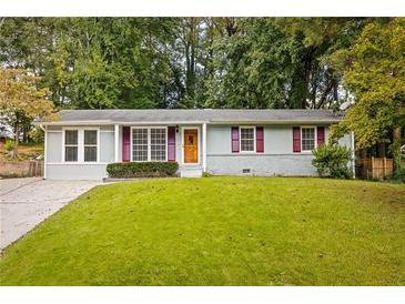 Photo one of 2570 Rolling View Dr Smyrna GA 30080   MLS 6954483