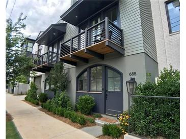 Photo one of 700 Eustace St Se # 30 Atlanta GA 30315 | MLS 6956477