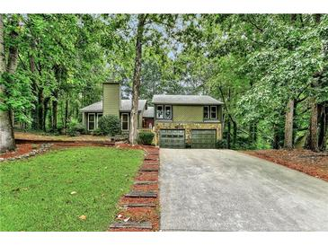 Photo one of 1005 Laurel Mill Dr Roswell GA 30076   MLS 6956572