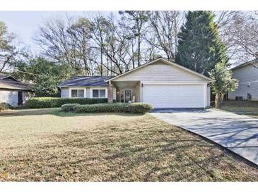 Photo one of 1657 Northlake Spgs Decatur GA 30033 | MLS 8523737
