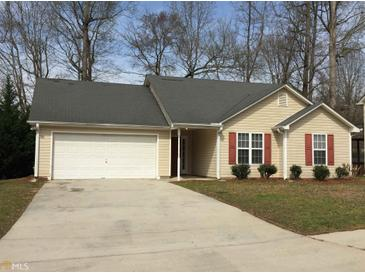Photo one of 405 Edgewood Dr Mcdonough GA 30253 | MLS 8542471