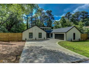 Photo one of 402 Boling Dr Marietta GA 30068 | MLS 8908644