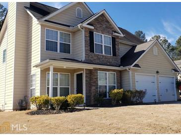 Photo one of 5530 Valley Loop Fairburn GA 30213 | MLS 8929743